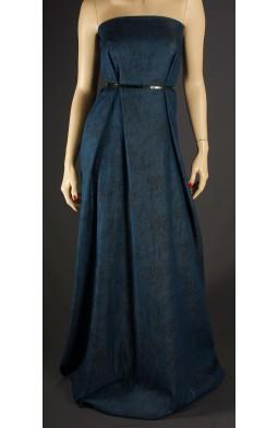 02258 Джинс рубашечный диз. 03 цв. 02 синий
