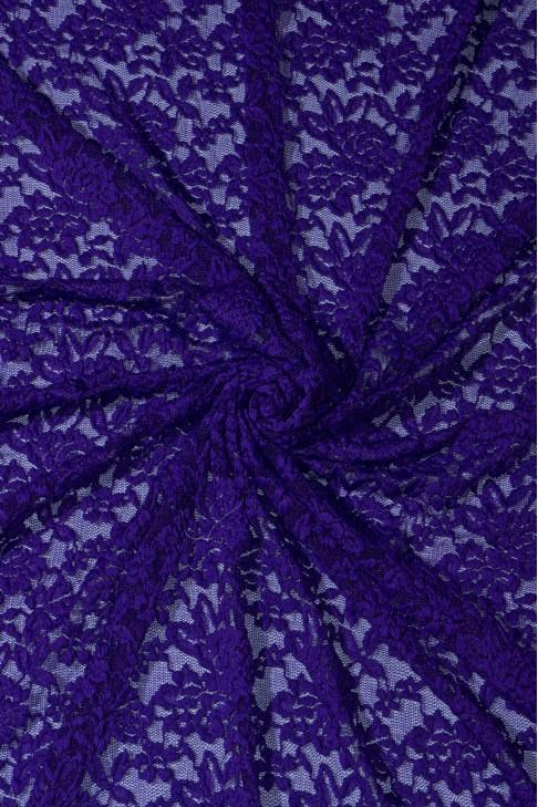 03045 Гипюр диз.06 цв.01 фиолетовый