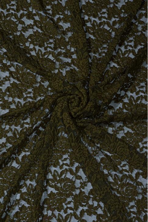 03045 Гипюр диз.06 цв.04 т.зеленый