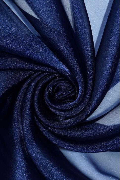 1010 Органза цв.06 т.синий
