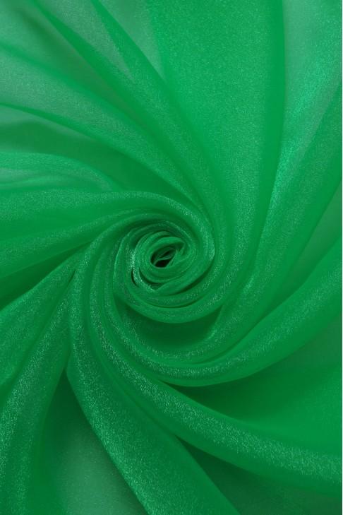 1010 Органза цв.20 зеленый
