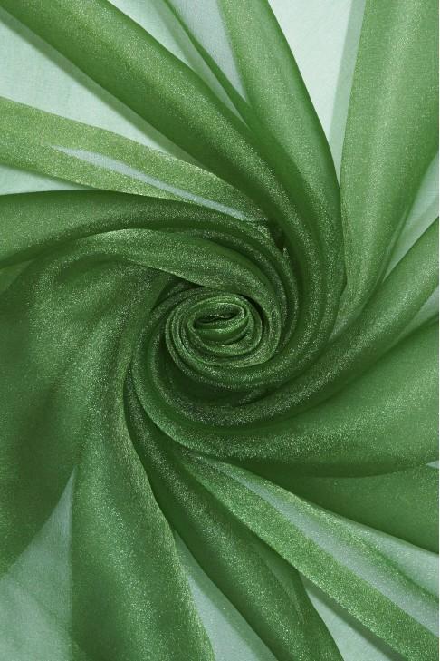 1010 Органза цв.25 травяной