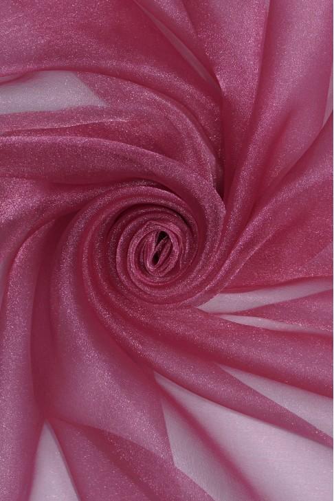1010 Органза цв.30 чайной розы