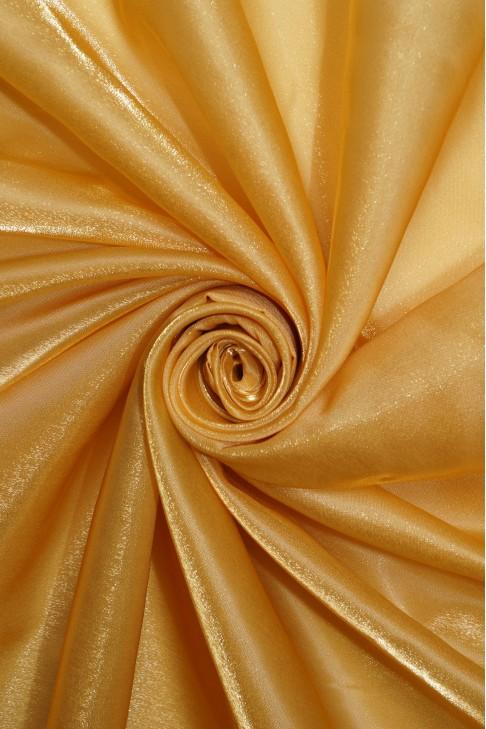 1011 Органза цв.09 золота
