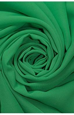 01777 Шифон Lot  A цв. 14 св. зелёный