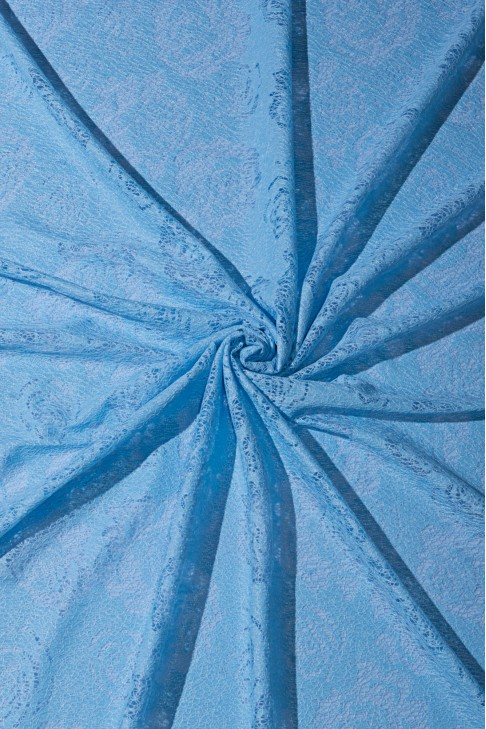 03043 Гипюр цв.01 голубой
