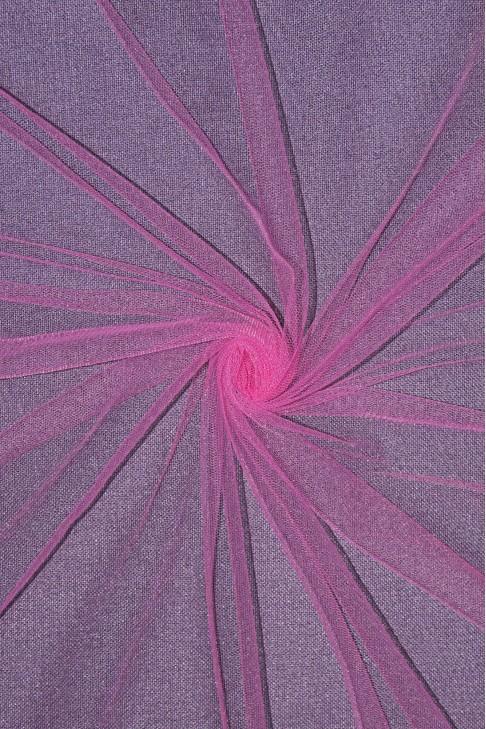 01659 Фатин мягкий цв.14 розовый