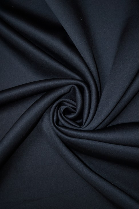 0598 Трикотаж цв.10 черный