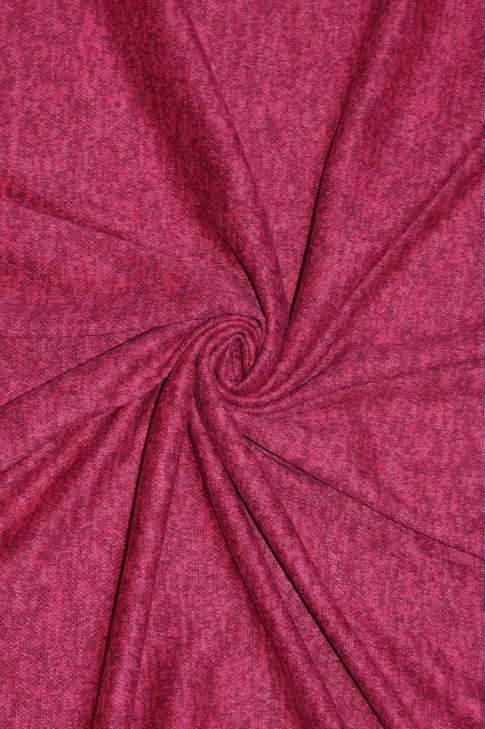 02407 Трикотаж цв.17 малиновый