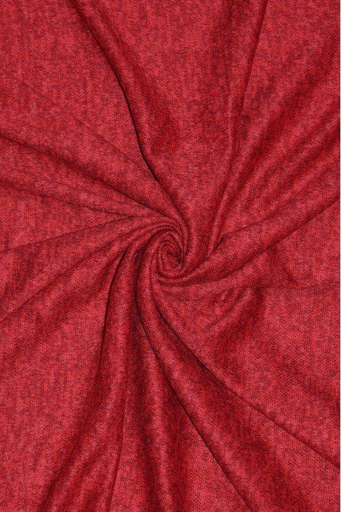 02407 Трикотаж цв.16 красный