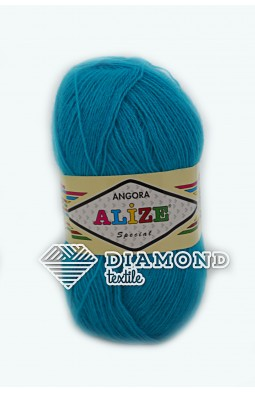 Ангора Special new цв.443 бирюзовый
