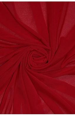 2521 Сетка - стрейч цв. 03 красный
