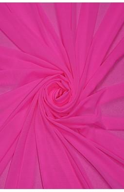 2521 Сетка - стрейч цв. 06 ультро-розовый