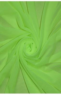 2521 Сетка - стрейч цв. 07 ультро-зелёный