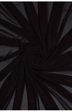 2521 Сетка - стрейч цв. 10 коричневый