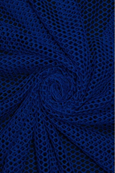 1225 Сетка крупная цв.11 синий