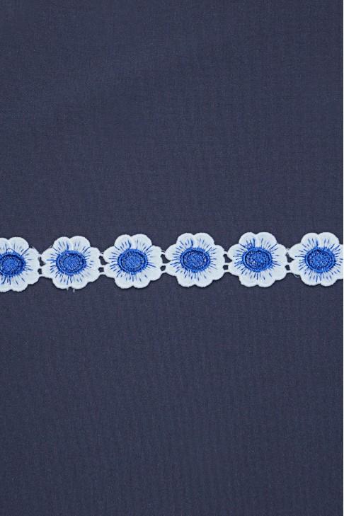 05176 Кружево диз.883 цв.синий