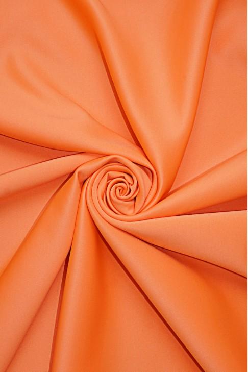 0598 Трикотаж цв.14 ультра оранжевый