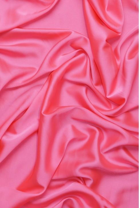 02091 Атлас цв. 33 ультра-розовый