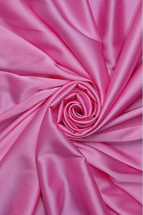 02091 Атлас цв. S32 розовый