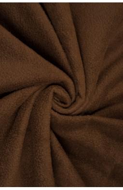 Флис цв. 16 коричневый