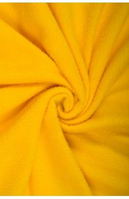 Флис цв. 27 желтый