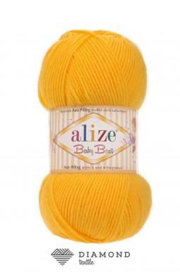 Беби бест цв.216 желтый