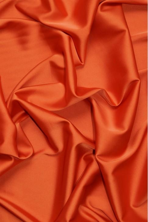 02091 Атлас цв. 26 оранжевый