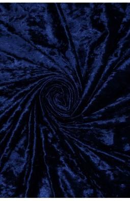 2919 Бархат цв.07 т.синий