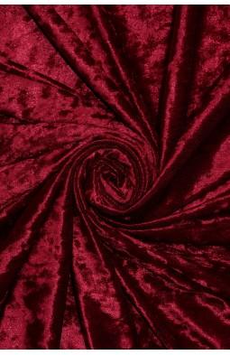 2919 Бархат цв.06 бордовый