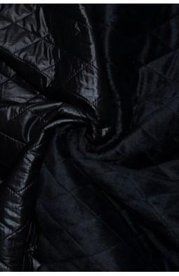 2655 Плащевка цв. черный
