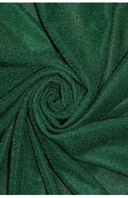 00599 Трикотаж Металик цв.05 зеленый