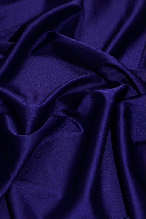 02091 Атлас цв. S20 фиолетовый