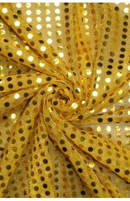 01518 Чешуя цв.13 желтый