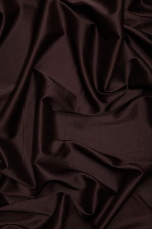 02091 Атлас цв. S26 коричневый