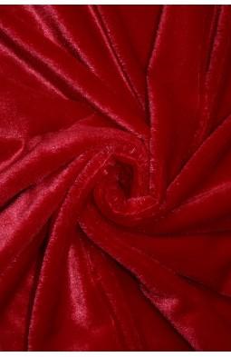 2198 Мех цв.03/1 красный Son mixiland