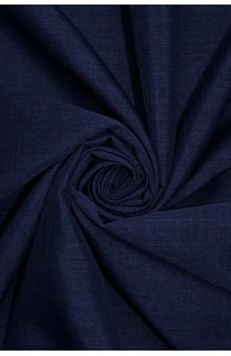 Габардин меланж цв.06 чернильный