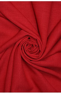 Габардин меланж цв.15 красный
