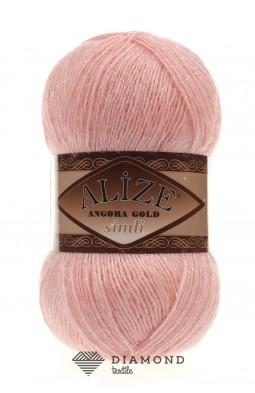 Ангора Голд Симли цв.363 светло-розовый