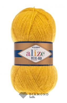 Ангора Реал 40 цв.488 темно-желтый