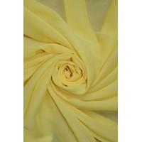 01777 Шифон Lot  B цв. 27 жёлтый