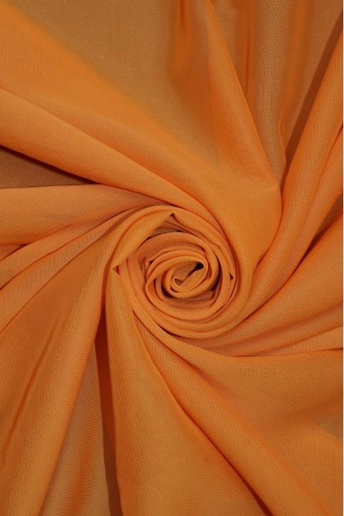01777 Шифон Lot  B цв. 16 оранжевый