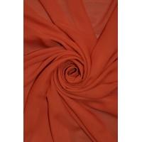 01777 Шифон Lot  A цв. 24 т.оранжевый