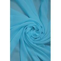 01777 Шифон Lot  B цв. 43 голубой