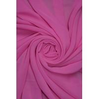 01777 Шифон Lot  B цв. 12 т.розовый