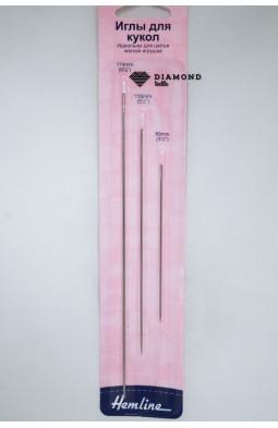 213 / G002  Иглы ручные для кукол