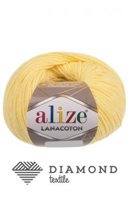 Лана Котон цв.187 светлый-лимон