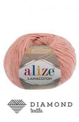 Лана Котон цв.393 светло-розовый