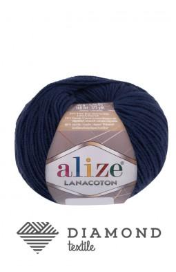 Лана Котон цв.58 тёмно-синий