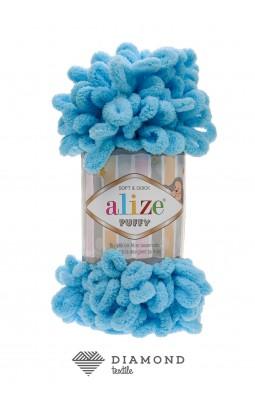 Пуффи цв.16 голубой сочи